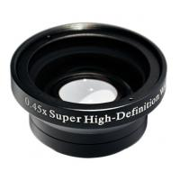 Quality 37mm 0.45x wide angle lens for camera/camcorder for sale