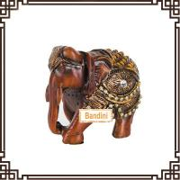 Best elephant Animal Craft for home office home decoration novelty house Resin craft A0522AM wholesale
