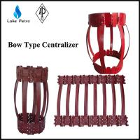 Buy cheap API 10D Single Bow Casing Centralizer from wholesalers