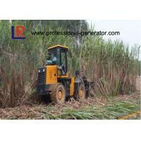 China Designing According to Pratice 44kw Sugar Cane Harvesting Machine with 4 Wheel Gear Drive on sale