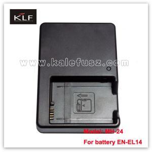 Buy camera charger MH-24 for Nikon camera battery EN-EL14 at wholesale prices