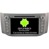 Quality Auto Radio GPS Navigation Sylphy Nissan DVD Player 2012+ 16GB Nand Flash for sale