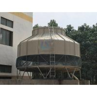 Quality 125T Open Loop Water Cooling Tower With Fiberglass Reinforced Plastics Material for sale