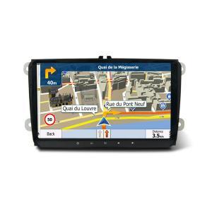 Quality Digital Media Receivers Volkswagen DVD GPS Navigation System Universal Seat Skoda for sale
