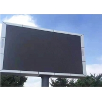 Quality SMD3535 P10 Outdoor Led Display Screen Brightness Adjustable for sale