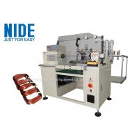 Quality NIDE Stator Winding Machine Full Automatic Copper Coil Winding Machine For Multiple Wire for sale