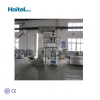 Quality Snack Food 60bags/Min Vertical Weighing Packing Machine With Scale for sale
