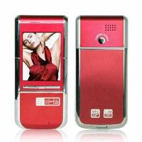 China Bluetooth Mobile - Lady Favorite Red GSM Phone Tri-band M9 on sale