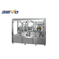 Quality 2000cph Multi Head 1500ml Beer Can Filling Machine for sale