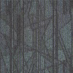 Quality Roman - R61 Commercial Carpet Tiles Tufted Multi Level Loop Pile Construction for sale