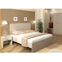 Quality Melamine Laminated Hotel Contract Furniture Panel Wood Style Custom Sizes for sale