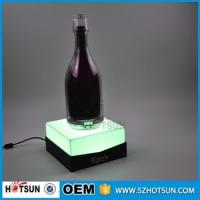 Quality Manufacturer supplies exquisite led acrylic wine display for sale