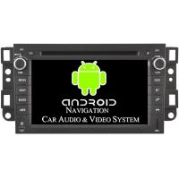Quality 12V 2006 + Android Internet Chevrolet DVD Player , Chevrolet Epica DVD Player for sale