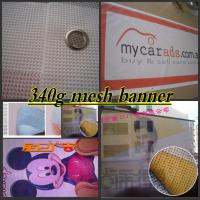 Quality pvc mesh banner for advertising for sale