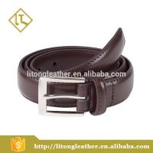 China Men's Top Grain Reversible Leather Belt  Men Fashion Leather Buckle Adjustable Leather Belt on sale