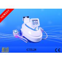 Best 80W Cavitation Power Cryotherapy Slimming Machine With Semi-conductor Cooling System wholesale