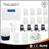 Best Intercom Wireless GSM Home Alarm System Support Different Language wholesale