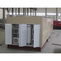 China Modern Modular Homes Easy And Quick Installation House Yellow Motor Homes on sale