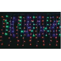 Quality Hot sale 240V christmas lights waterproof solar icicle lights for outdoor for sale