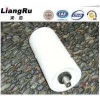 Quality Waterproof Rubber Coated Gravity Roller Conveyor wear resistance Anti - static for sale