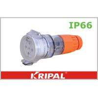 Quality 56CSC Series Industrial IP66 Plug Extention Cord 10A 20A 32A 40A 50A for sale
