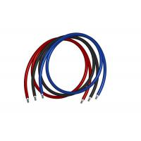 Quality 2.5mm Solar PV Wire Photovoltaic Cable Outdoor / Indoor Climate Resistance for sale