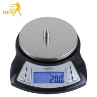Quality BDS-CX kitchen scale,With LCD display,backlight,Transport locked,Overload protection,2kg/3kg/0.1g,black body color . for sale