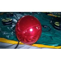 Best 1 M  Red Inflatable Advertising Ball /Inflatable Mirror Ball For Indoor Event Or Christmas wholesale