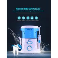 Quality Effective oral hygiene way high pressure dental water flosser pick for teeth cleaning for sale