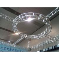 Quality 6 meter Diameter Bolt Circle Truss Safety With Alloy Aluminum Tube for sale