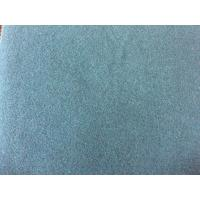 Plain Style Tricot Brushed Fabric , Brushed Polyester Fabric For Sofa