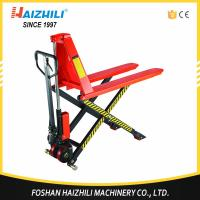 Best Quick lift hydraulic 1.5 ton scissor lift hand pallet truck with cheap price wholesale
