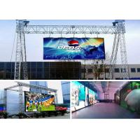 Best Outdoor 640*640 Die Casting Aluminum Cabinet Rental LED Display For Advertising wholesale