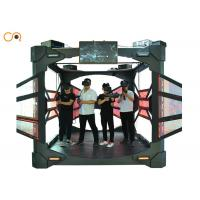 Quality Multiplayer 9d Virtual Reality Shooting Simulator For Amusement Park for sale
