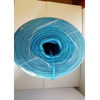 China Horticultural Polypropylene Round Baler Twine Blue , Red , Yellow Color on sale