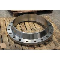 Quality ASME B16.5 Welding Neck Nickel alloy 200 Nickel 200 UNS N02200 WN flange for sale