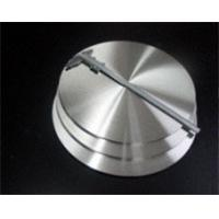 Quality Machinable Tungsten Heavy Alloy / Nuclear Medical Radiation Shield ISO / RoHs Certified for sale