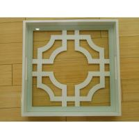 Buy cheap High lacquered MDF glass tray from wholesalers