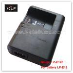 Quality Digital Camera Charger LC-E12E For Canon Battery LP-E12 for sale