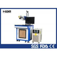 China Metal / Non Metal Cold Green Laser Marking Machine , Air Cooling 3D Laser Engraving Machine on sale