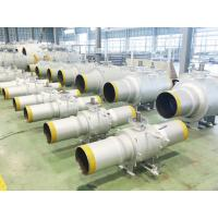 Quality Fully Welded Ball Valve for sale