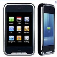 China 2.8inch Touch Screen MP4 Player with Speaker And SD Card Slot on sale