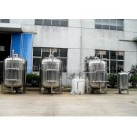 Quality RO Purifying Reverse Osmosis Machine , Water Purifier Machine 10M³/H Processing Capacity for sale