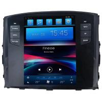 Quality Bluetooth MITSUBISHI Navigator Pajero Android Autoradio Multimedia System With Car Play Mirror Link for sale