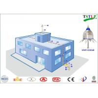 Quality Reliable ESE Lightning Protection System 60μS In Advance Efficiency For Building for sale