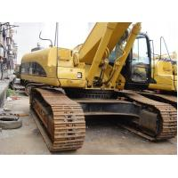 Quality Caterpillar 330C Second Hand Excavators , Second Hand Diggers 3 Years Guarantee for sale