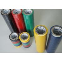 Quality Yellow Low Temperature Tape For Electrical And Manual Wiring Hareness for sale
