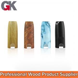 Customized IQOS Cap, OEM Design for IQOS Cap, Marble Design for IQOS, Wood Design for IQOS