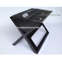 Quality Professional Quality Mini Folding BBQ Accessories Cast Iron Bbq Charcoal Grill for sale