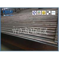 China Painted Membrane Water Wall Tubes With Fin Bar In Boiler Heat Exchanger for sale